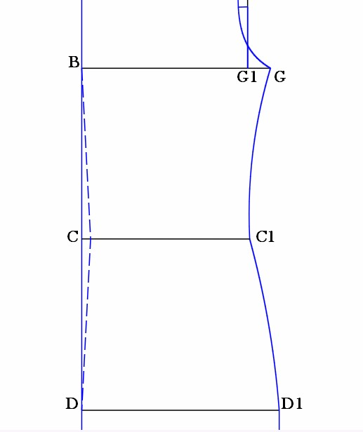 839e25d310d7 E  possibile realizzare una pince nel centro del dietro per miglior  aderenza sulla schiena