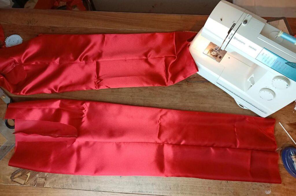 difetti pantalone classico