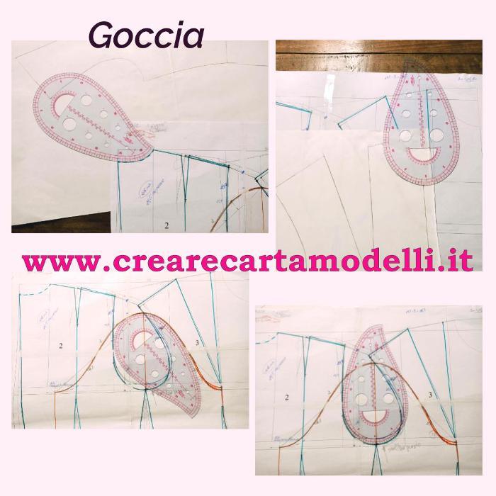 curvilinee sartoriale